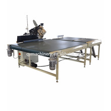 mattress sewing machine head flanging machine